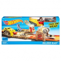Базовый трек Hot Wheels Bulldoze Blast DGF04