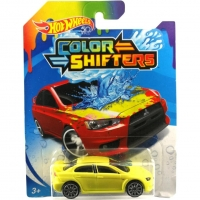 Машинка Hot Wheels Измени цвет Mitsubishi Lancer Evolution BHR15