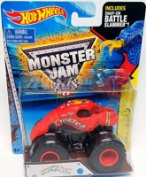 Машинка Hot Wheels Монстр трак Crushstation Monster Jam