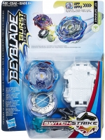Бейблейд Джинниус Jinnius J3 Switch Strike Beyblade Burst Hasbro