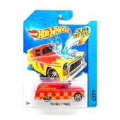 Машинка Hot Wheels Измени цвет Shevy Panel BHR15