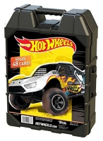 Кейс Hot Wheels для 48 машинок