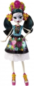 Коллекционная кукла Скелита Калаверас Monster High