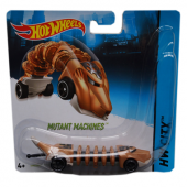 Машинка Мутант Hot Wheels Rattle Roller BBY78
