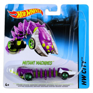 Машинка Мутант Hot Wheels Spider Mutant BBY78