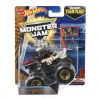 Машинка Hot Wheels Монстр трак Pirate's Curse Monster Jam