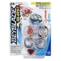 Бейблейд Спризен и Одакс Spryzen and Odax Beyblade Burst Hasbro